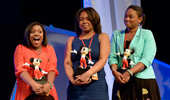 The 2015 Disney Dreamers Academy