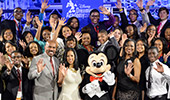 Facts and Figures from Disney Dreamers Academy 2014