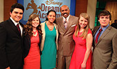 Alumni Connection: Disney Dreamers Featured on Steve Harvey Daytime Show