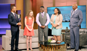 Special Dreamer Surprise on Steve Harvey TV Show