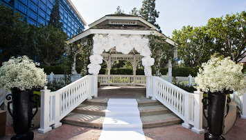 California Weddings Disney S Fairy Tale Weddings