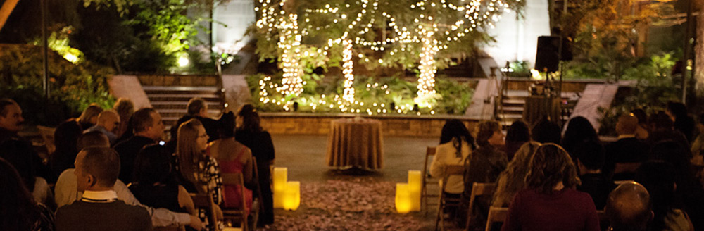 Brisa courtyard at disney s grand californian hotel amp spa