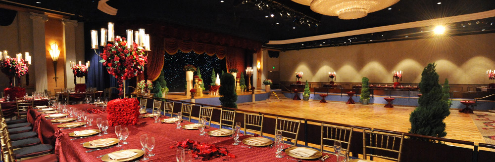 Disneyland Hotel Ballrooms California Weddings Wishes