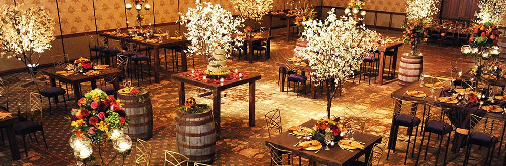 Grand Californian Hotel Wedding