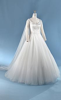Elsa Wedding Dress