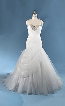 Disney's Jasmine Wedding Dress