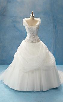 wedding dresses gowns disney 39 s fairy tale weddings honeymoons