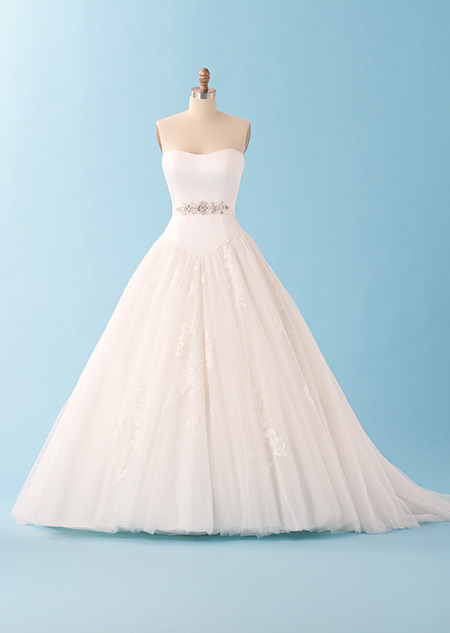 Princess Cinderella Wedding Dresses : Cinderella gown collection alfred angelo bridal