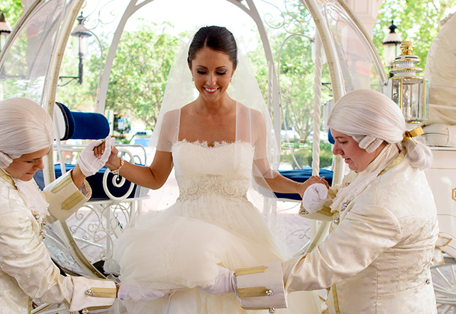 Florida Weddings And Venues Disney S Fairy Tale Weddings