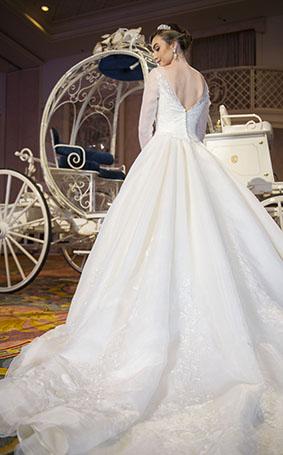 Disney cinderella movie wedding dress by alfred angelo disney