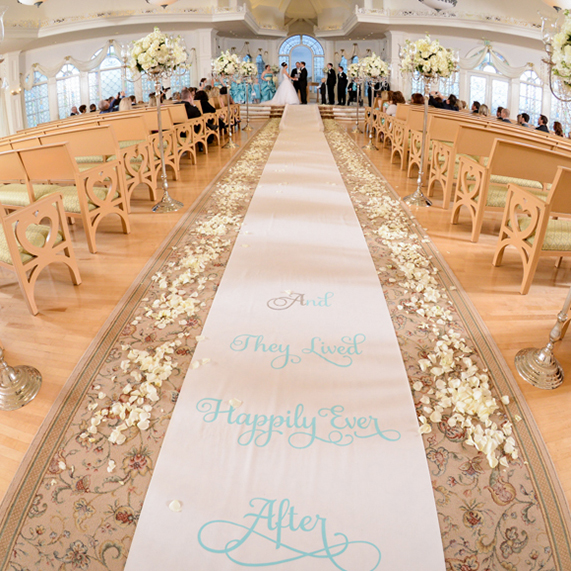 Real Wedding Spotlight Cindy Amp James Disney Weddings