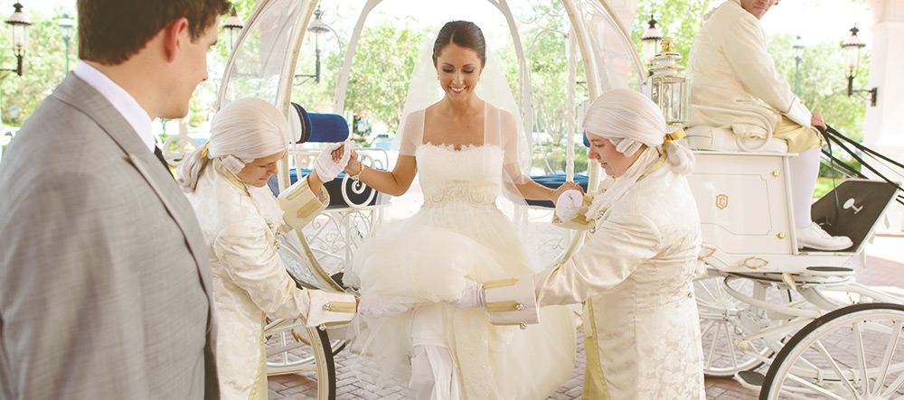wedding locations disneys fairy tale weddings