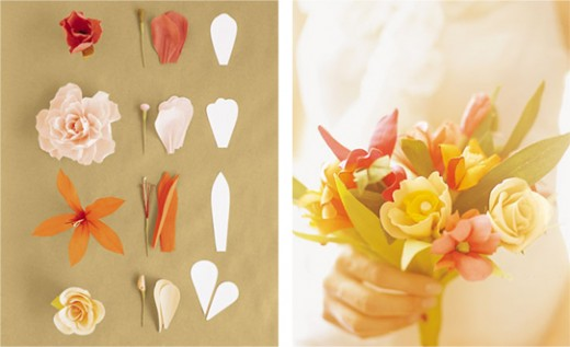 martha stewart tissue paper flowers
