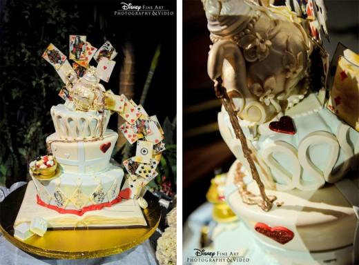 Alice in Wonderland Cake Pops Alice in Wonderland Pop up