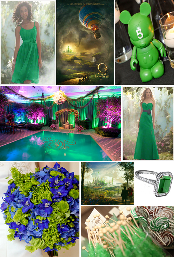 Color of The Year 2013 For Wedding And With The March 2013