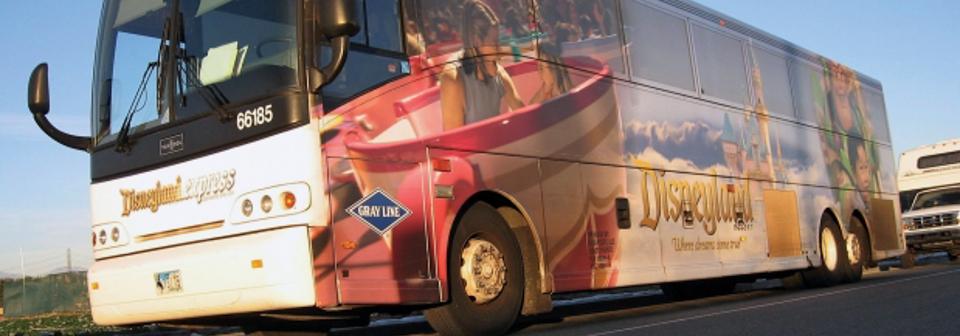 Disney S Grand Californian Hotel Amp Spa Transportation
