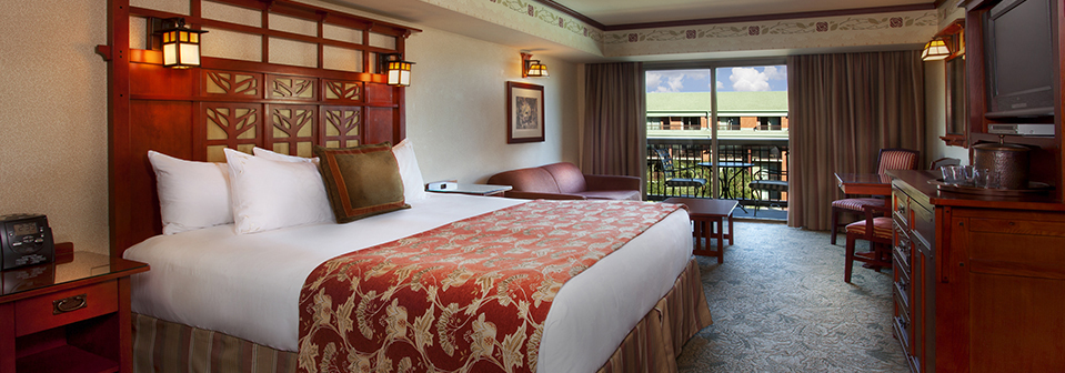 Disney S Grand Californian Hotel Amp Spa Guest Rooms