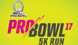 NFL Pro Bowl 5K Run at Walt Disney World Resort