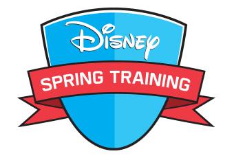 Disney Spring Training