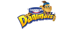 The icon for the Danimals yogurt company