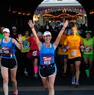 2014 Walt Disney World<sup>®</sup> Marathon Weekend