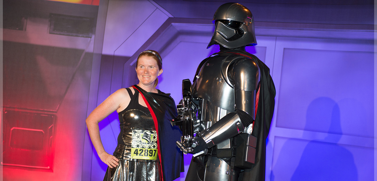 Star Wars™ Half Marathon - The Dark Side