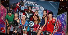 Captain America 5K