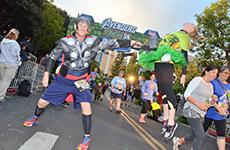 Avengers Super Heroes 5K