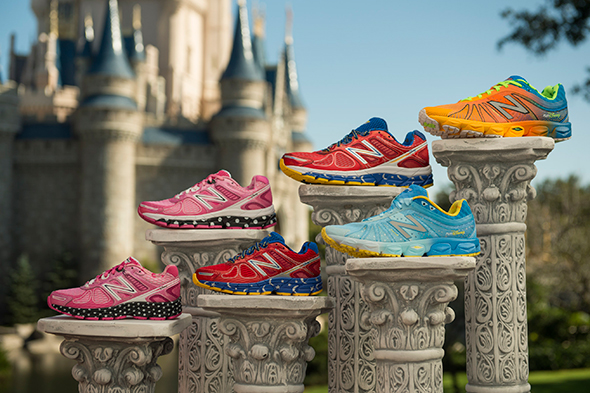 nb disney shoes