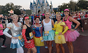 Celebrating the Ultimate Girls Weekend at Disney Princess Half Marathon Weekend