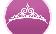 Princess Half Icon