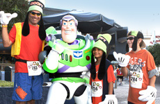 Cars Land 5K Rally