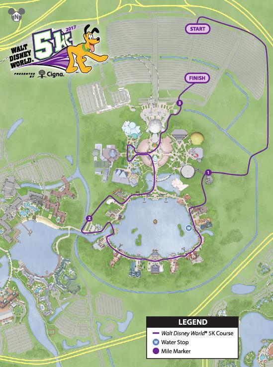 Runner Info | Walt Disney World Marathon Weekend 2017 : rundisney on