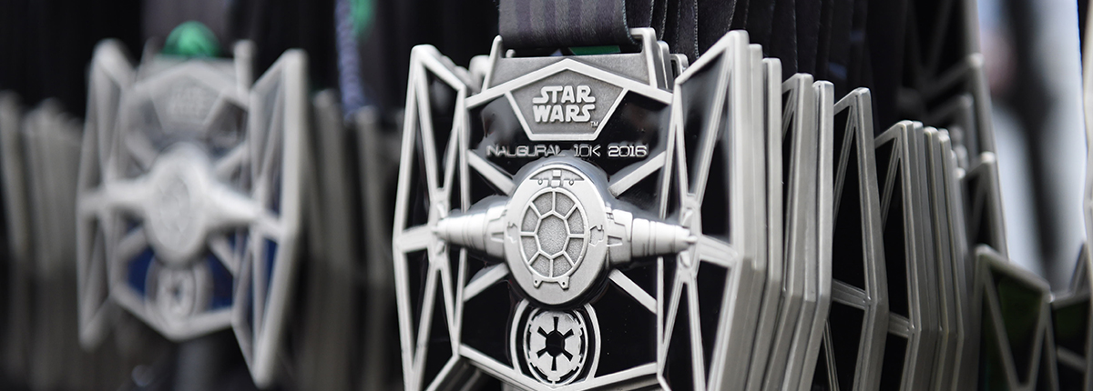 Star Wars Half Marathon  - Dark Side