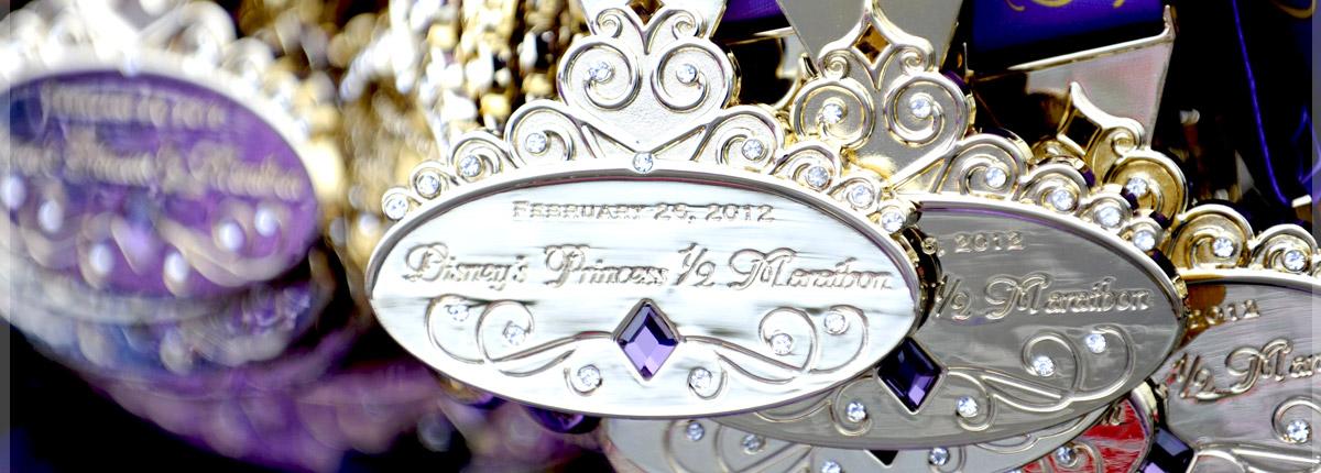 Disney Princess Half Marathon Weekend - February 24th to 26th - Copyright Disney