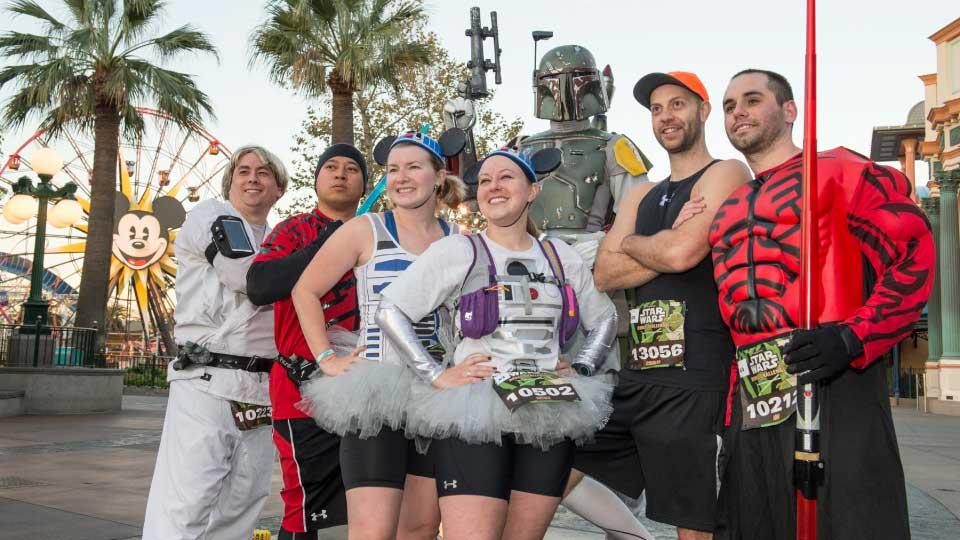 Star Wars Half Marathon 2015