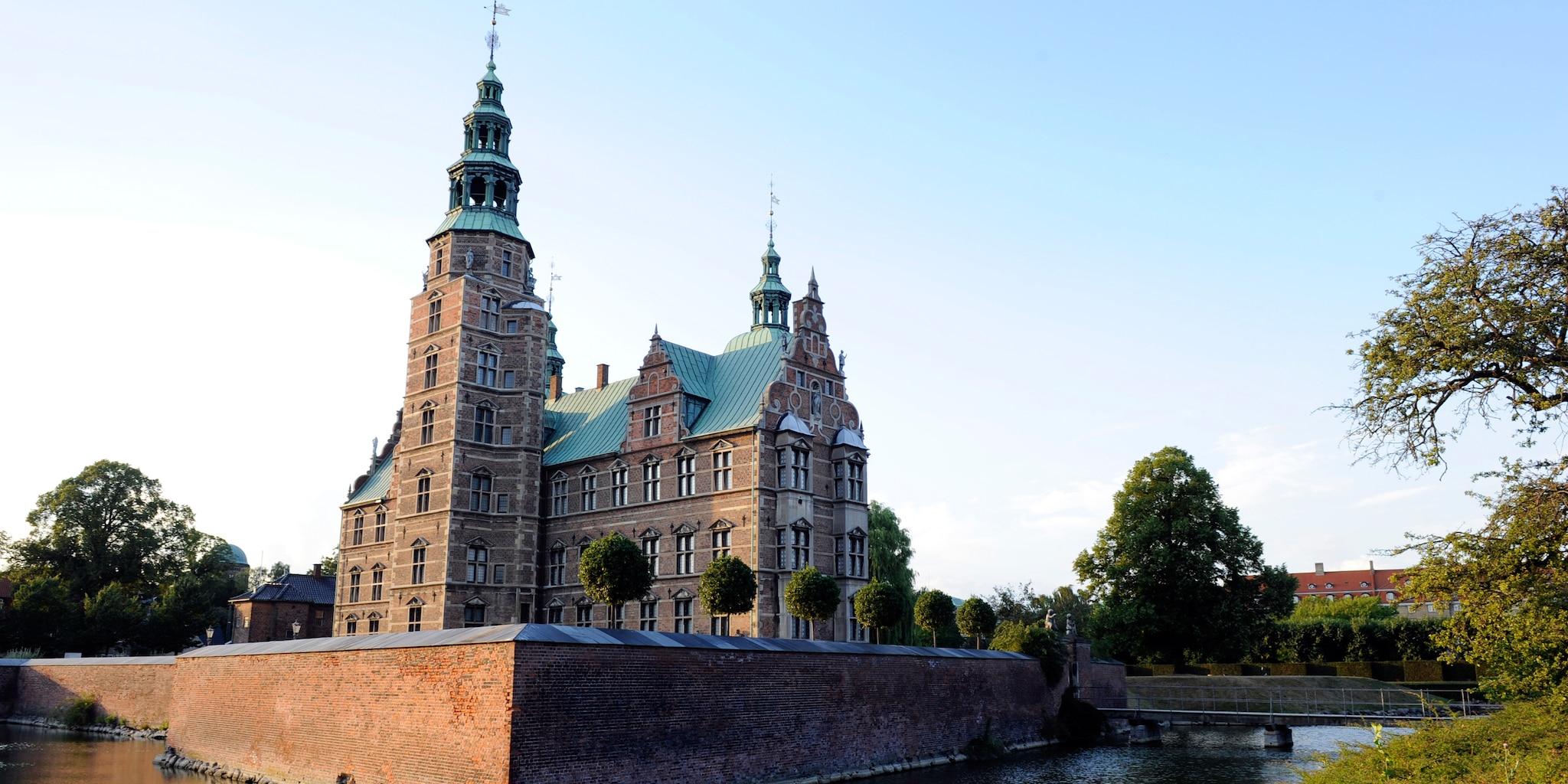 Denmark's Frederiksborg Castle