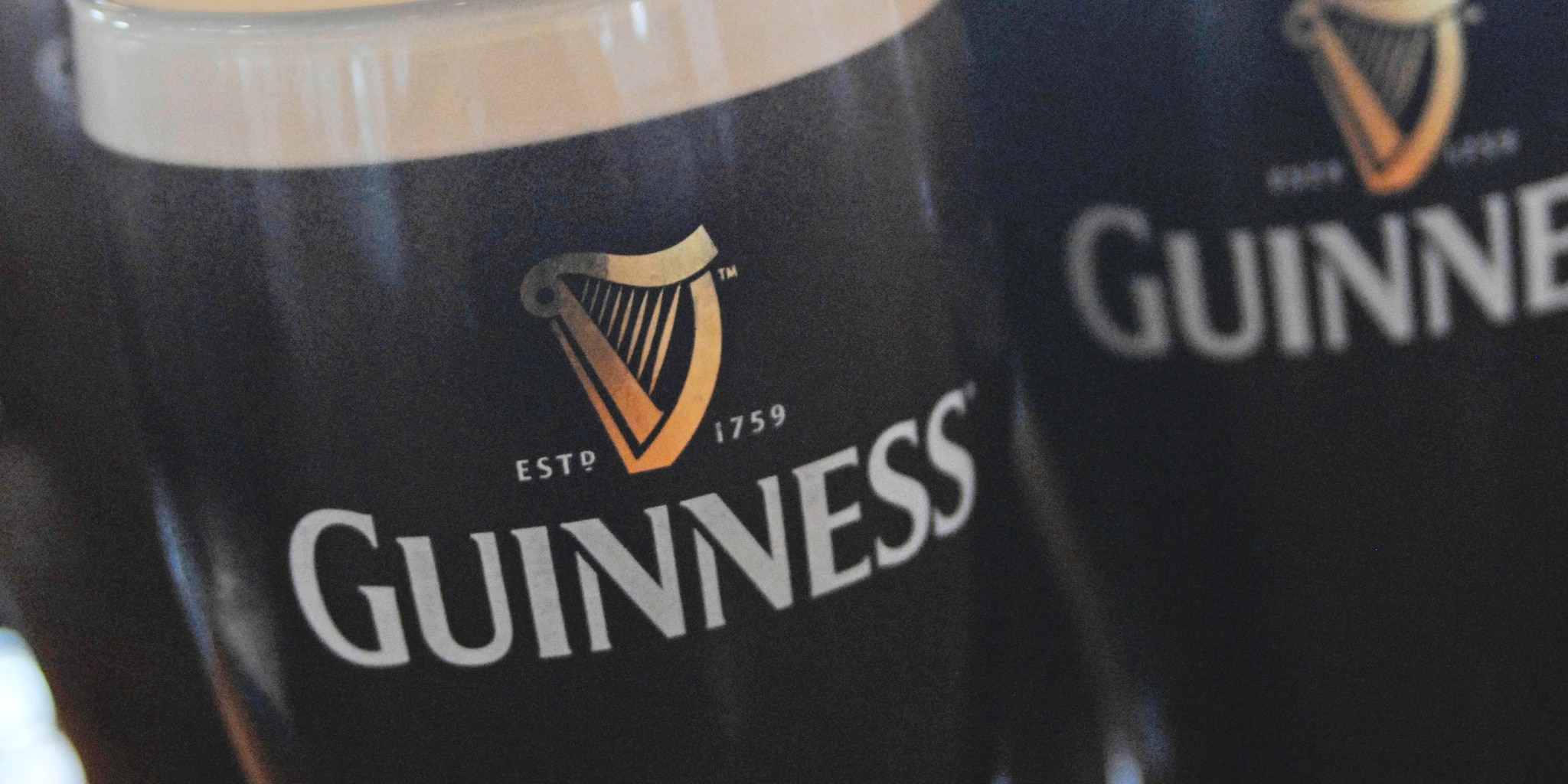 Enjoy lunch at the Guinness Storehouse on the Ireland vacation