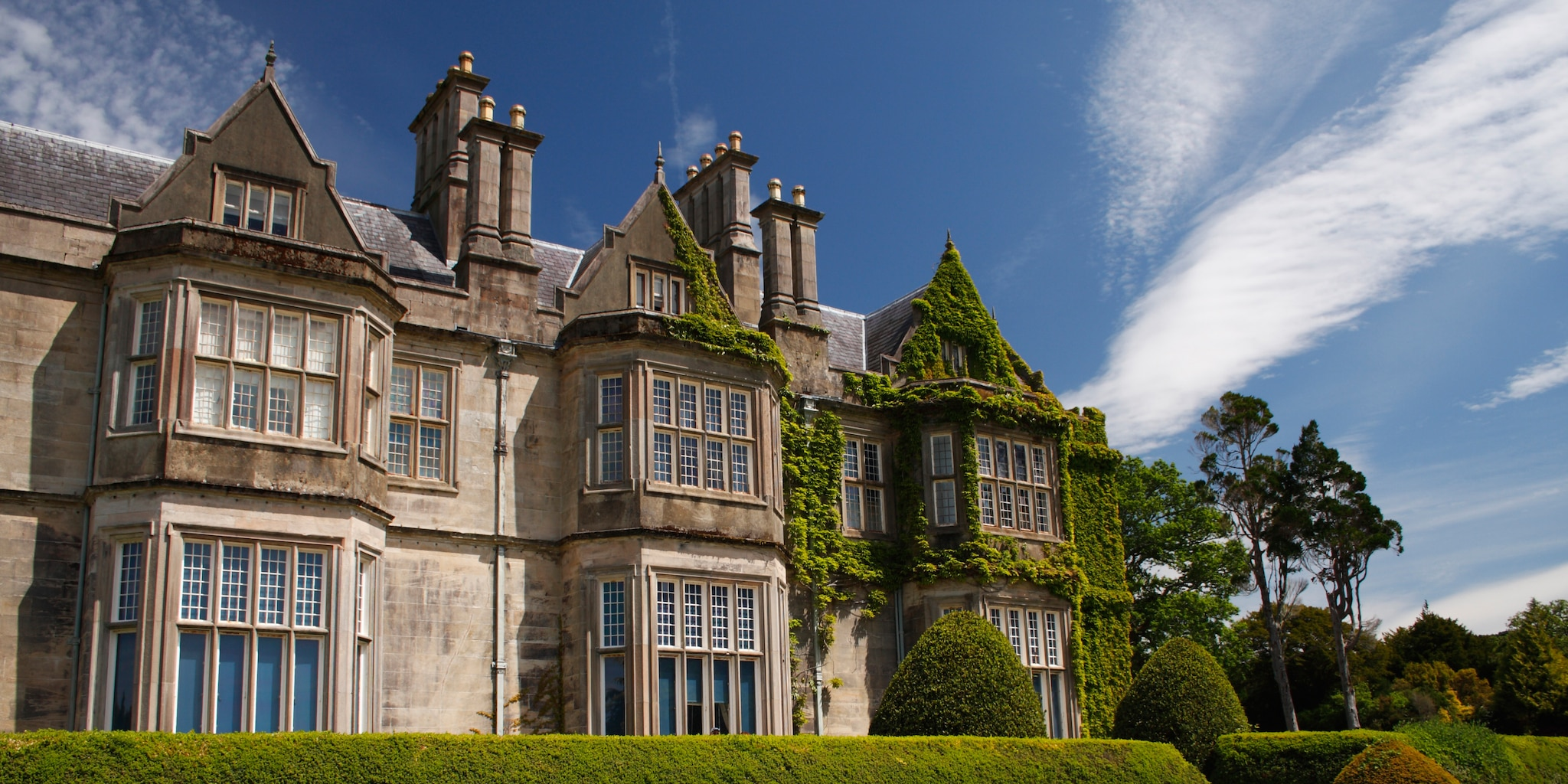 Visit the Muckross House on the Ireland vacation