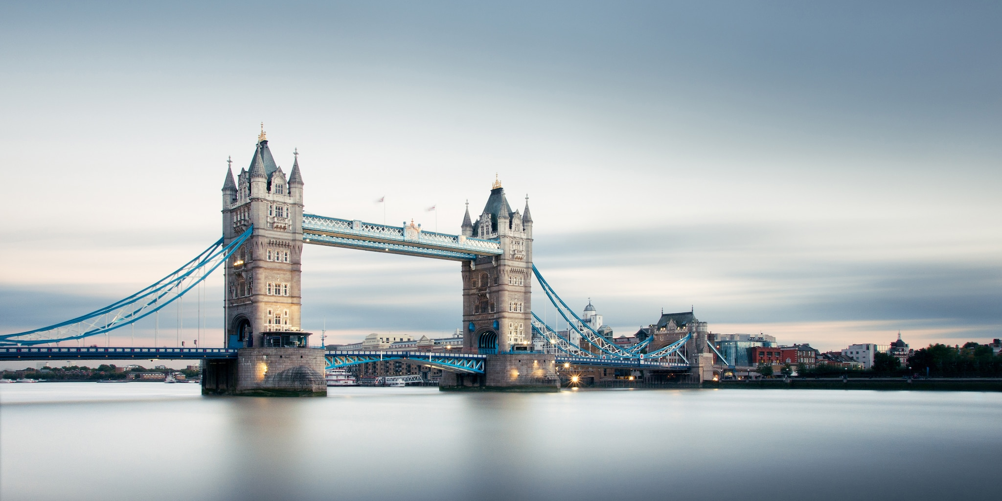 London Bridge and the River Thames