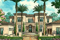 A First Look at Estate Home Design Concepts