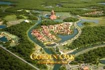Golden Oak Flyover Video